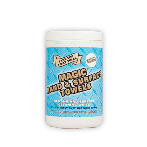 481104 Magic Hand & Surface Towels