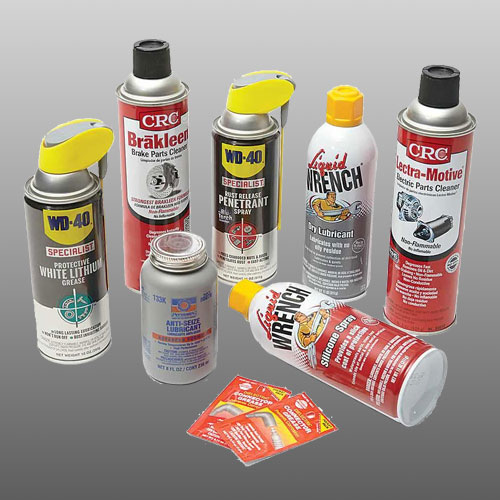Automotive Shop Chemicals