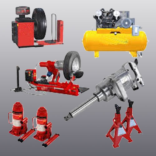 Tire Service Tools & Equipment